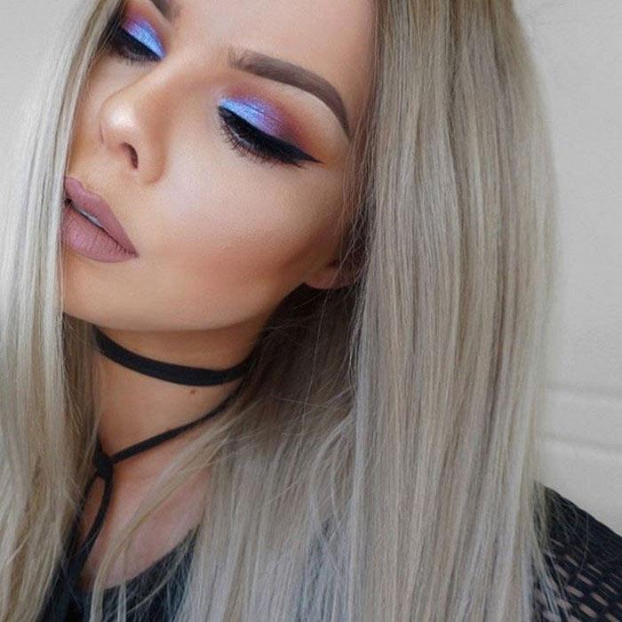 Cosmetics Tricks For Blonde Women